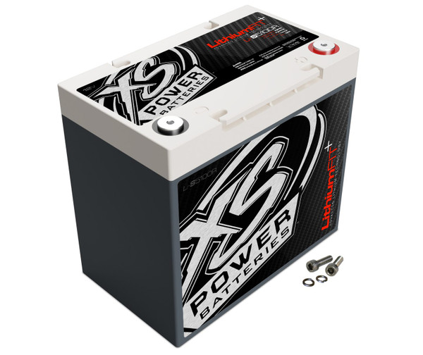 Li-S5100R XS Power 12VDC Lithium Racing Battery 3840A 41.6Ah Group 51R