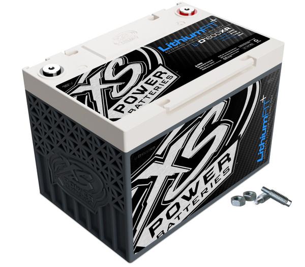 Li-D1600XR XS Power 16VDC Lithium Racing Battery 1080A 59.4Ah Group 34