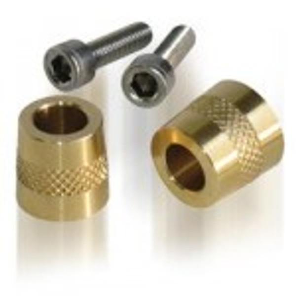 XS POWER 580 Short brass Post Adapters M6