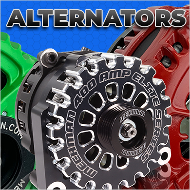 Choose Your Mechman High Output Alternator