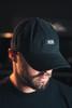 Victus Adjustable Black Hat