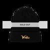 Victus Script Knit Hat