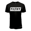 """""""Filthy"""" Statement Tee"""