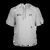 Custom BP Short Sleeve Embroidered Hoodie