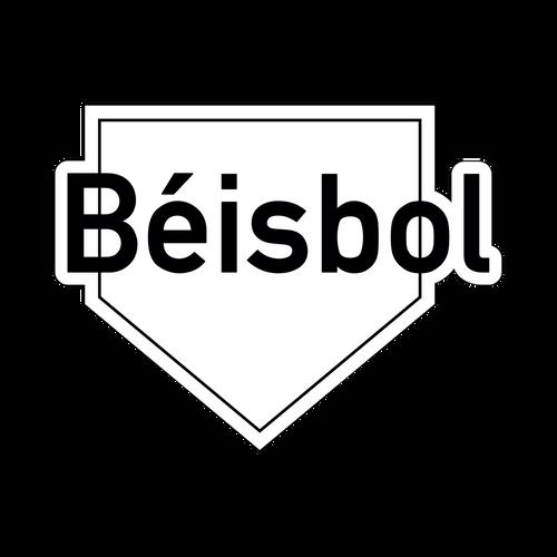 Beisbol Knob Sticker