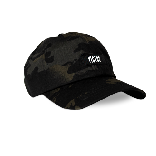 Victus Adjustable Camo Hat
