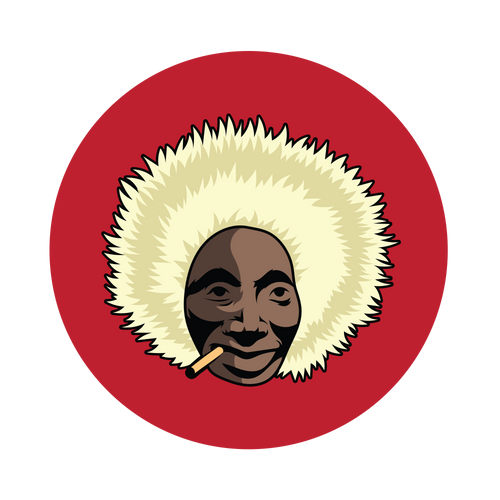 Jobu Knob Sticker