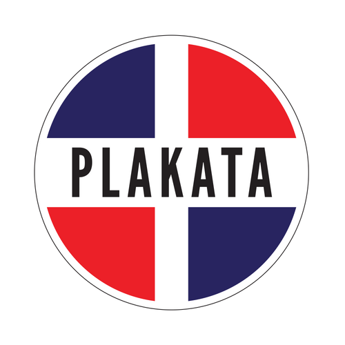 Plakata Knob Sticker