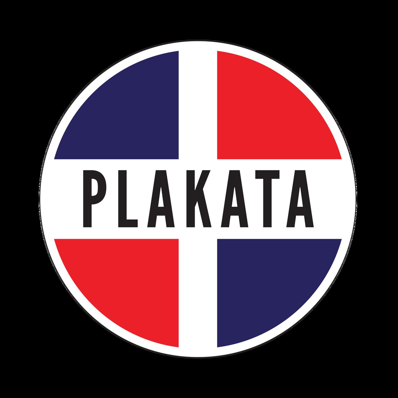 Plakata Knob Sticker
