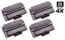 Compatible Dell 2335DN Toner Cartridge High Yield Black 4 Pack