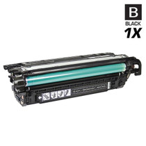 CS Compatible Replacement for HP Color LaserJet 649X High Yield Black Toner Cartridge/ CE260X