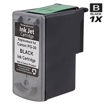 Compatible Canon PG-30 (1899B002) Ink Cartridge Remanufactured Black