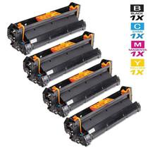 Compatible Xerox Drum Unit Cartridges 4 Color Set (108R00650/ 108R00647/ 108R00648/ 108R00649)