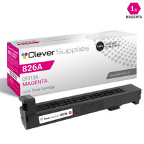 CS Compatible Replacement for HP 826A Toner Cartridges Magenta (CF313A)
