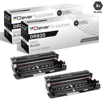 Compatible Brother DR820 Drum Unit 2 Black (DR-820)