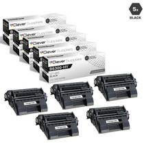 Compatible Okidata B6300 Toner Cartridge 5 Black (52114502)