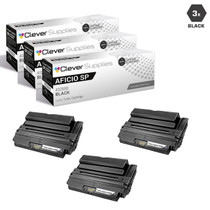 Compatible Ricoh 3200 Toner Cartridge 3 Black (402888)