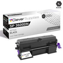 Compatible Ricoh SP 3600DN Drum Cartridge Black (407324)