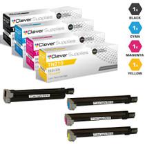 Compatible Konica-Minolta TN210 Toner Cartridge 4 Color Set (8938-505, 8938-508, 8938-507, 8938-506)