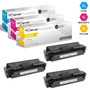 CS Compatible Replacement for HP 410X Laser Toner Cartridges High Yield 3 Color Set (CF411X/ CF413X/ CF412X)