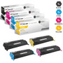 CS Compatible Replacement for HP 124A Toner Cartridges 4 Color Set (Q6000A/ Q6001A/ Q6002A/ Q6003A)