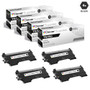 Compatible Premium Brother TN450 Toner Cartridge Black High Yield