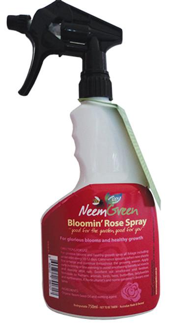 NeemGreen Bloomin' Rose Spray 750ml