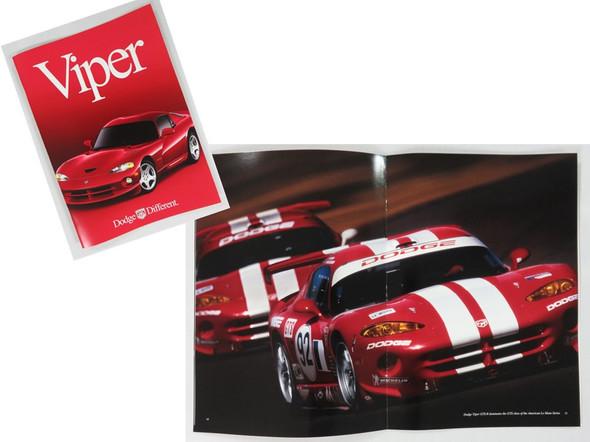 2000 Dodge Viper Catalog