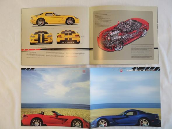 2006 Dodge Viper SRT 10 Catalog