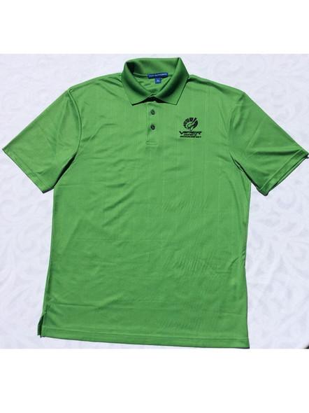 "Men's Viper Green ""Car Color"" Polo"