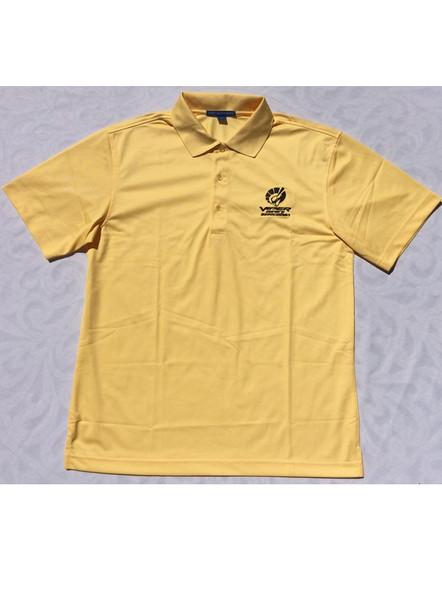 """Men's Viper Yellow """"Car Color"""" Polo"""