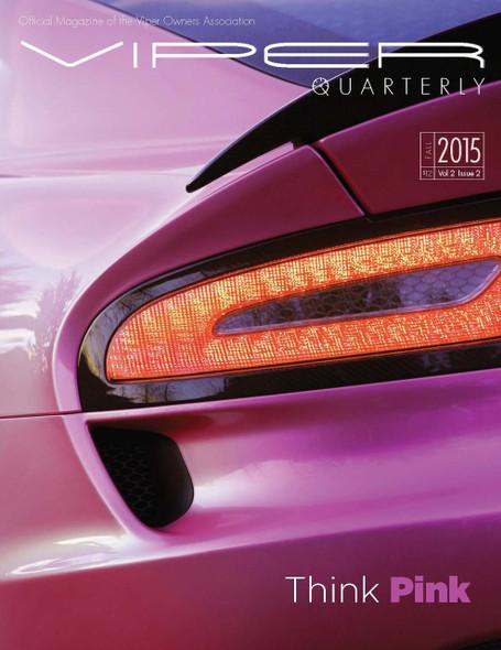 VIPER Quarterly 6