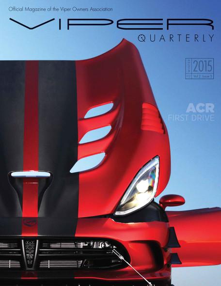 VIPER Quarterly 7