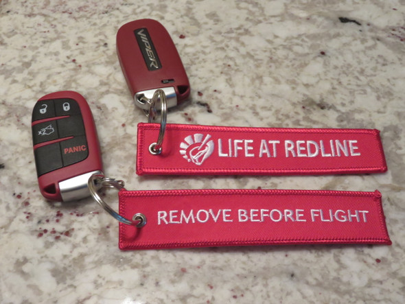 LIFE AT REDLINE KEYTAG