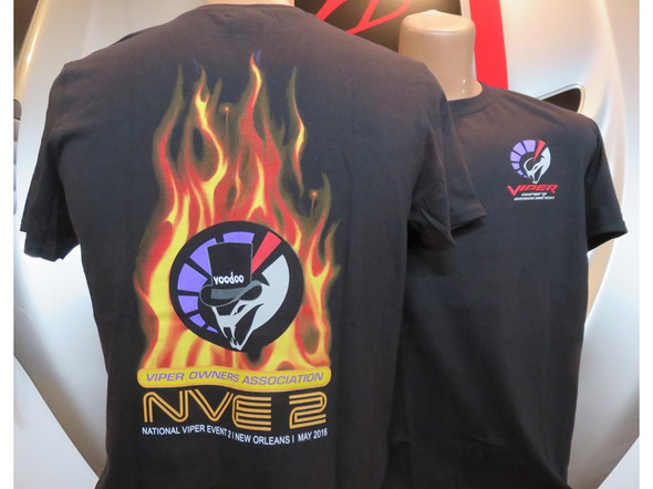 NVE2 LONG SLEEVE EVENT TEE