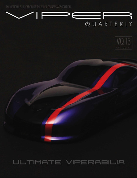 VIPER Quarterly 13