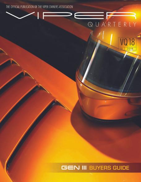VIPER Quarterly 18