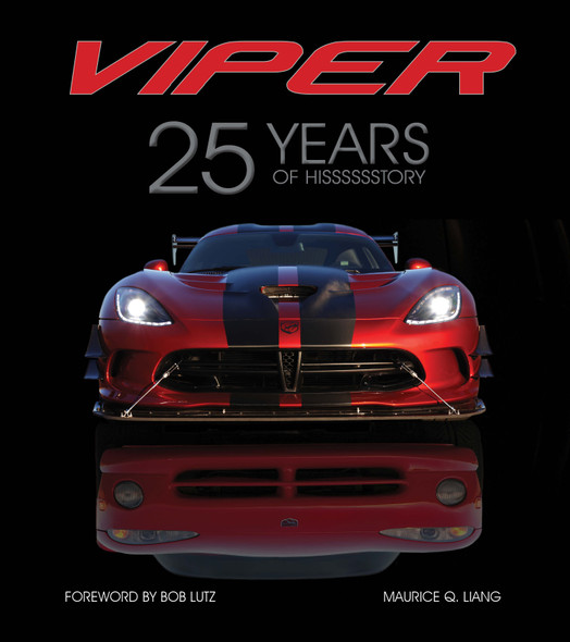 Viper—25 Years of Hisssstory - By Maurice Q. Liang