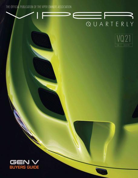 VIPER Quarterly 21