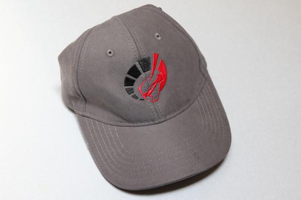 MEN'S ADJUSTABLE GRAY HAT