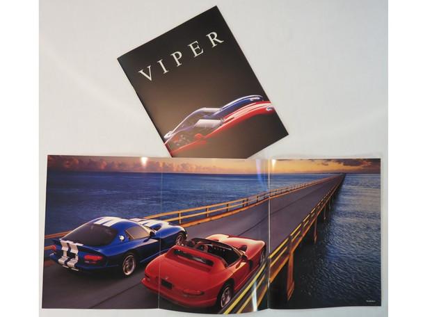 1997 Dodge Viper Brochure