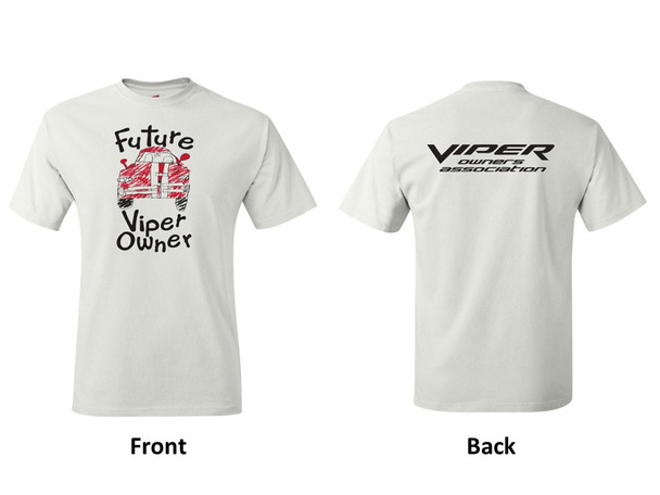 """""""FUTURE VIPER OWNER"""" YOUTH T SHIRT"""