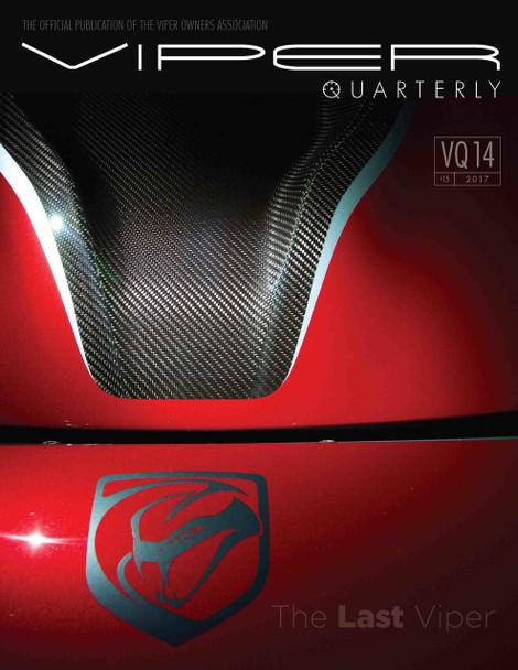 VIPER Quarterly 14