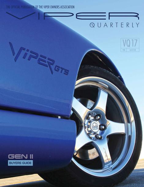 VIPER Quarterly 17