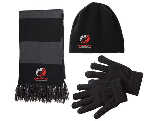 VOA Hat and Scarf Set