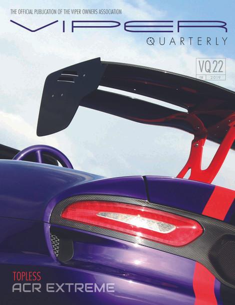 VIPER Quarterly 22