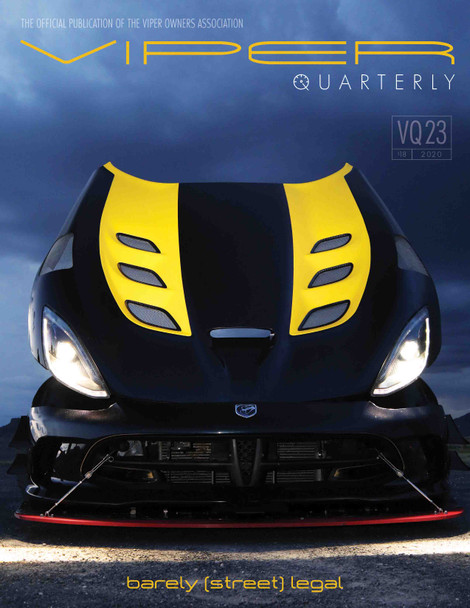 VIPER Quarterly 23