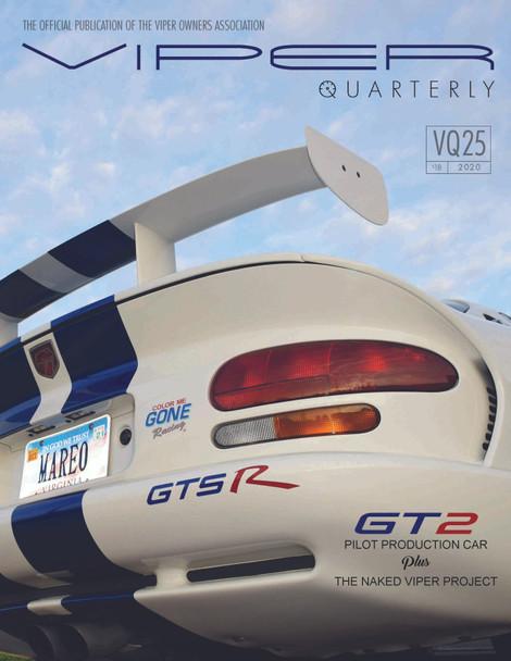 VIPER Quarterly 25