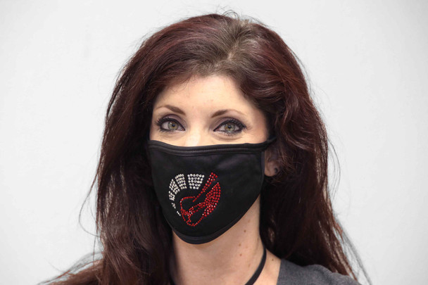 VOA Bling Facemasks (Standard logo)
