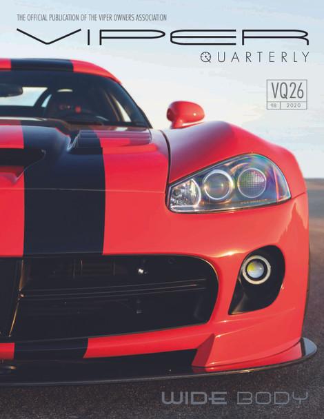 VIPER Quarterly 26